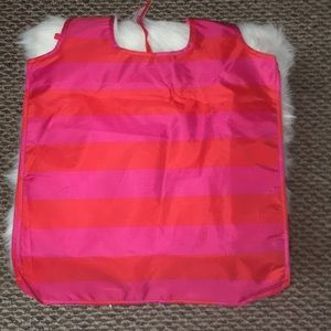 Kate Spade Striped Shopping Tote